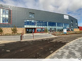 Waid Academy completion marked