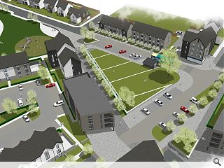Initial phase of 2,500 home Livingston 'village' hits planning