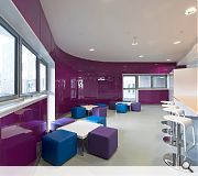 The school provides space for 750 pupils
