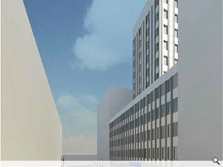 Travelodge to press ahead with £12m Glasgow hotel