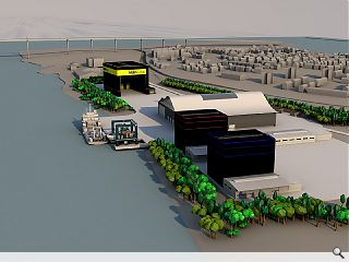 River Clyde marine industry park clears planning hurdle