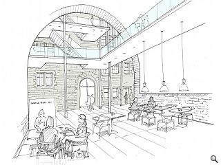 Bennetts Associates to remodel Edinburgh Central Library