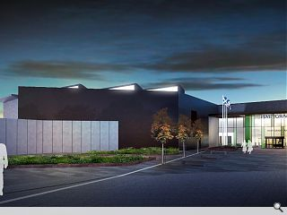 Skanska advance HMP Grampian plans