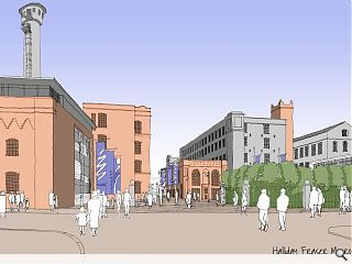 Broadford Works planning application submitted