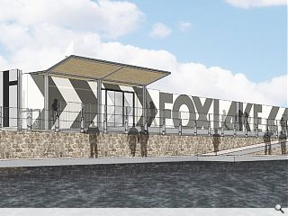 Portacabin wakeboarding centre set to dazzle Dundee