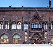 The Scottish National portrait Gallery emerged as a clear winner in the refurbishment category