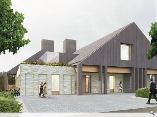 Nord submit Bellahouston Park hospice plan