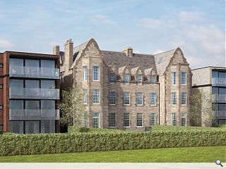 Residential conversion on the cards for Edinburgh's B-listed Mackenzie House