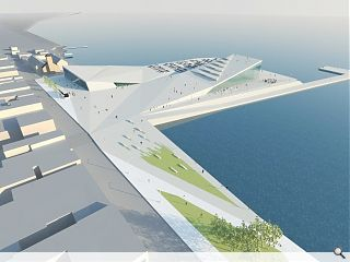 Helensburgh Pierhead masterplan set for approval