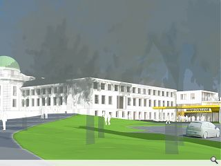 Contractor appointed for twin South Ayrshire schools