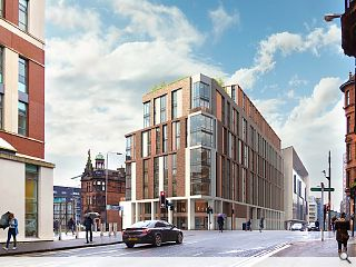 PRS wave reaches Glasgow's High Street with 200-home vision