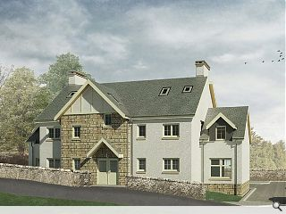 Pitlochry gap-site earmarked for new homes
