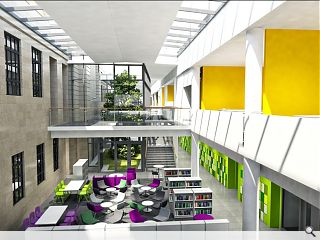 BDP's Marr College expansion gets underway