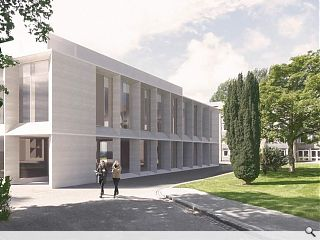 University of Aberdeen prime £50m King's College campus intervention