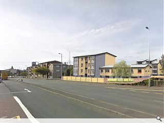 Plans submitted for Ayr social housing scheme