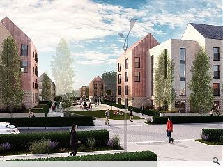 Sighthill regeneration picks up steam