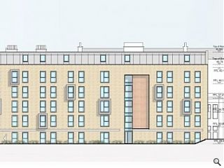 Leith student housing plans emerge