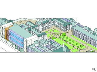 Robert Gordon's College begin work on new science & technology centre