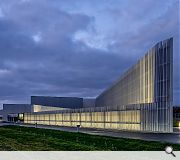 Reiach & Hall's 'sharp' Nucleus project earned the chairman's award