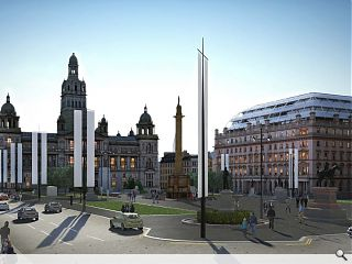Police find no evidence of criminality in George Square probe