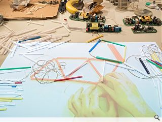 Maker Library Network products showcased at German exhibition