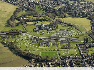 Ryden to draw up former Royal Murray Hospital masterplan