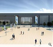3DReid succeed with Commonwealth Games Arena