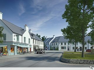 Firms invited to tender for Chapelton New Town work