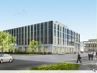 Aberdeen International Business Park breaks ground