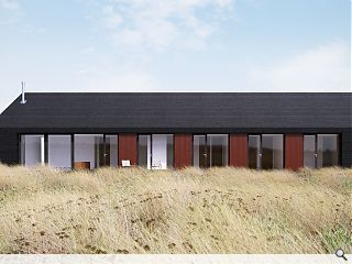 Loader Creative Design enter residential market with Strathaven farm steading