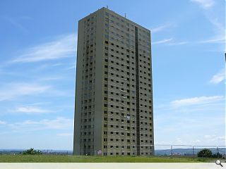 Safedem commence demolition of Roystonhill tower block