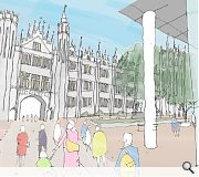 Colour is being integrated into the development following consultation feedback