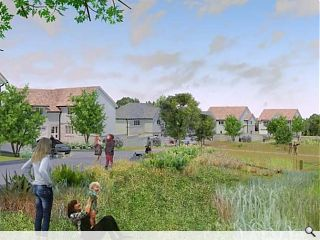 £150m Newton Mearns housing scheme given go-ahead