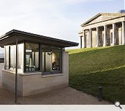 Collective on Calton Hill, Edinburgh (£4 m) Collective Architecture (original architectural practice – Malcolm Fraser Architects) for City of Edinburgh Council and Collective. Image Susie Lowe