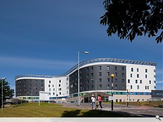 BDP complete £170m Victoria Hospital extension