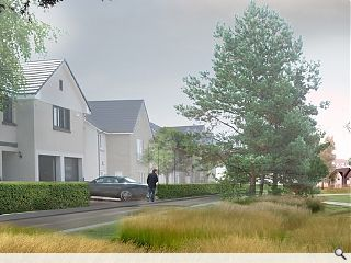3,000 home Aberdeen neighbourhood to move on-site