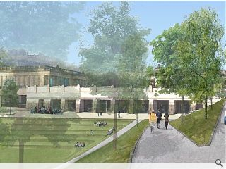 Scottish National Gallery redevelopment wins first-round HLF support