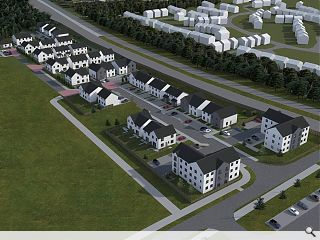Stonehaven expansion to bring 91 affordable homes