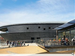Mary Rose Museum opens its doors