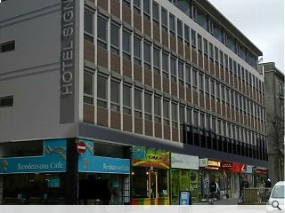 Inverness office conversion spree continues with apart-hotel proposal