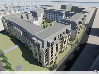 Edinburgh Marina retirement living earns council approval