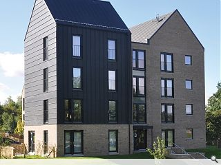 CCG hand over 141 new homes in Sighthill