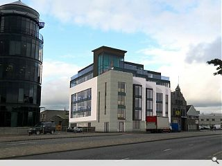 Aberdeen office rush boosts Harbour business district