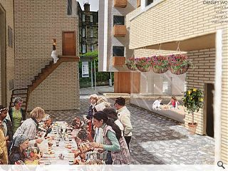Student regeneration schemes recognised with GCHT award