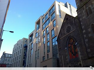 Cowgate hotel development completes