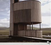 Forsinard Lookout Tower by Icosis