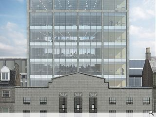 Aberdeen theatre redevelopment to move on site