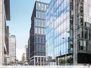 Fresh details published for speculative 85,000sq/ft Glasgow office block