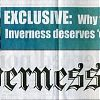 Carbuncles make front page news in Inverness