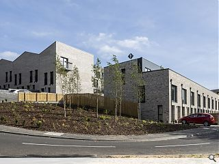 Townhouse living comes to Maryhill Locks